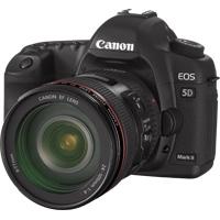 Aggiornamento Firmware Canon 5D Mark II