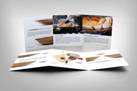Cocinera servizio fotografico