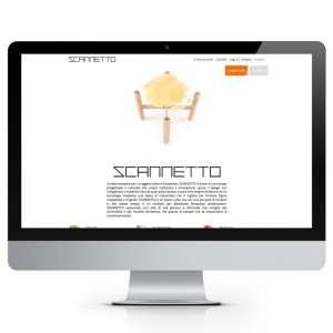 Scannetto by Elon Grafica E-Commerce